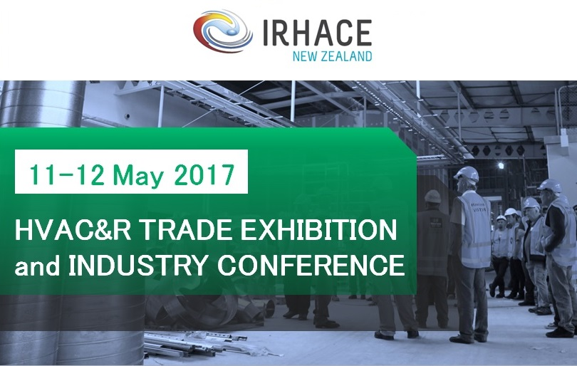 HVAC&R Trade Exhibition 2017, New Zealand